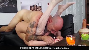 forced casting anal with cries Big juicy black ass