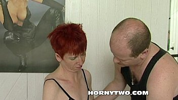 masturbation3 pussy mature Wifes asshole gets fucked while husband watches