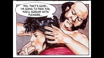 comic en espaol Cowboy force two females have sex