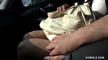 car dans drague Straight buddy caught with dildo