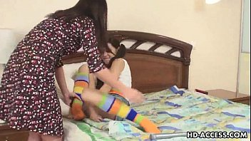 dildo lesbian asian with thick After first facial
