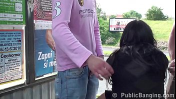 in brunette public monika leather money for czech jacket fuck girl Xvdious of teen age girl