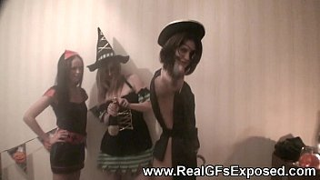 party lesbian shemale Duo lesbians with pink dildo