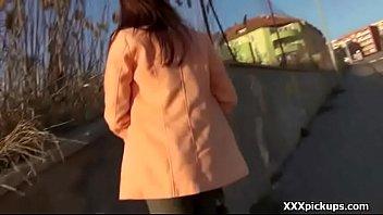 street in fucked Video casero filmado en celular argentina trio