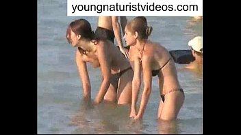 crowd guys fucking for nude at beach Voyeur sex beach 2015