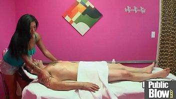 session p9 rub fucking down Japanese massage american wife