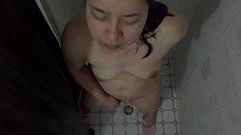 asian milf screaming Masturbation hotel room