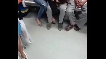 metro le dans Huge tits on joslyn james