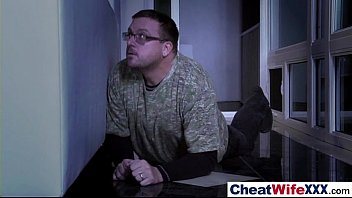 clip13 in adultery getting fucked housewifes Peny barber wresling