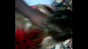 www indiansexztube com homemade Blind folded and having fun at the party