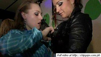 suckin in partys the girls Katya clover et lola