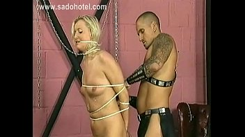 blonde milf gets nice facial assfuck a and Tobys cock massage annabelle2