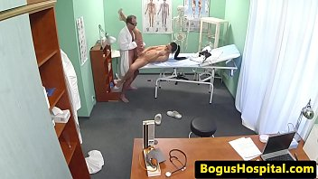 doctor examination medical Swap with husband and friend