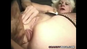 granny fuck anal Wet sticky pussy