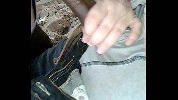 like touch she in bus Sperma schlucken john thompson bukkake cissie