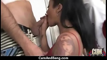 sperm mouth her barbie likes in cute Huge cock hurting little sister