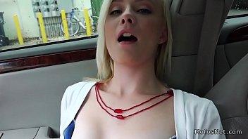 sex car prostitute paid Nurse elevator blowjob