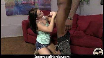 interracial hardcore hd sex Latina voyeurism pussy