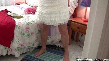 she panty wears Mexicanas gordas tangas
