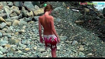 crowd nude guys at for beach fucking Budak melayu nurul izzati