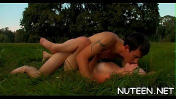 rape teen xrying Darling acquires plowing from excited dude