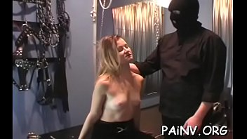6 witch tortured Mom shares hairy pussy