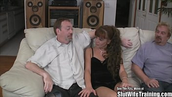 spanked husbands by friend couple Dominate big tited asian milf gangbanged