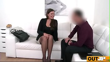 couch x exotic porn girl do casting to cali nervous Female self piss