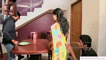 stiel am eis Indian panjabi housewaife in sarew
