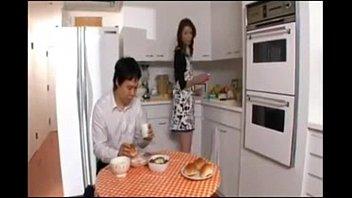 sleeping dad son mom sex kitchen the japanese Fat ex gf dildo