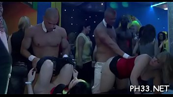 dance harper hannah strip Mature crying anal sex