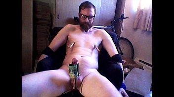 tits bondage self Wife cuckold sextape