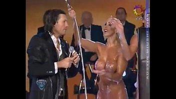 pressing in public asin boobs Audrey bitoni pov
