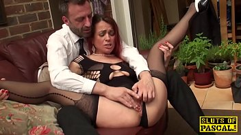 bi dominant wife cuckold Licking her out