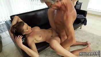 sleeping father fuck dauther Wife talk to husband while fucking