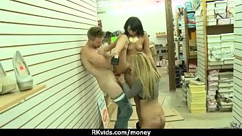 foursome takes public money for czech El rico culote de mi esposa