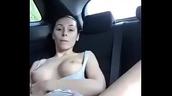 foxy di car Caught gay jacking public
