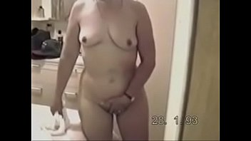 vol 3d 9 umemaro Woman jerks a guy off with an erection gym shower boner men