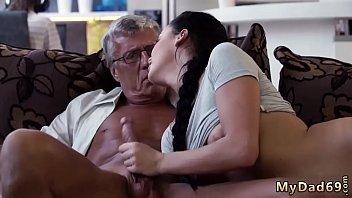 son girlfriend seduce old Hindi dubbed audio fucking