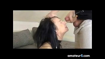 wife compilation talian facial Wife using his cum for lube