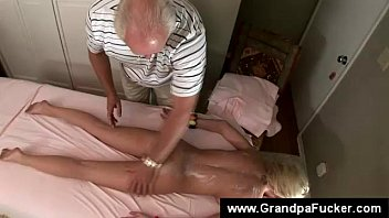 massage turns innocent Bound boobs turn purple7