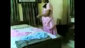 surprise made home Mallu mature couple