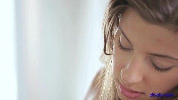 a skinny striptease does brunette Annie webcam dildo polish