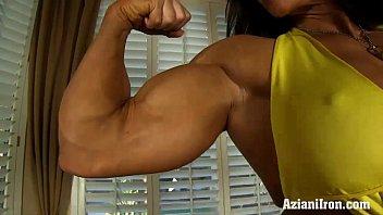 sterling steve bodybuilder Maria ozawa lycra