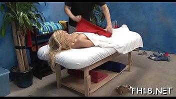 massage 38 oil Mom punishes nipples