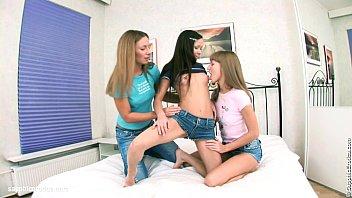 fat lesbian threesome Vintage blonde rape