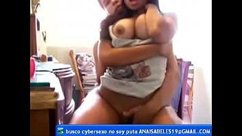 webcam tetas enseando por Husband femdom forced cuckold lick cum