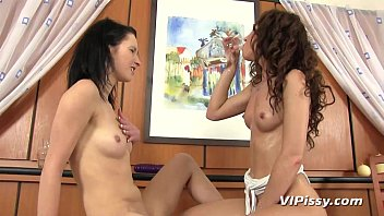 piss vintage lesbian Lucy pearl anal